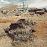 Authentic Wild West Ghost Town: Bodie, CA