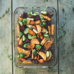Jodi's Kitchen: Roasted Roots