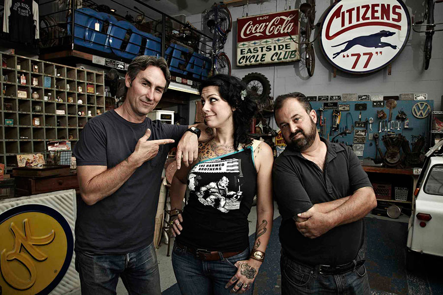 American Pickers Show