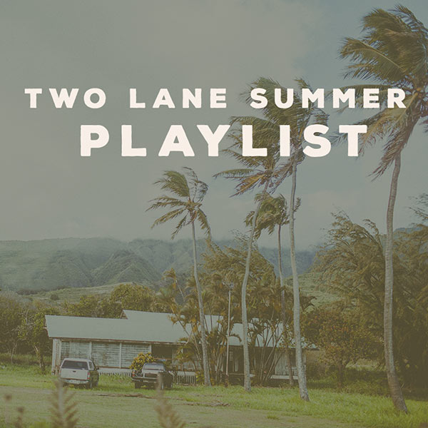 summer travel playlist