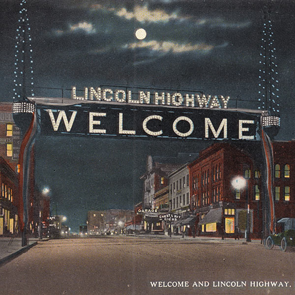 lincoln highway photos