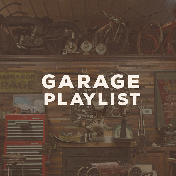 spotify playlists garage