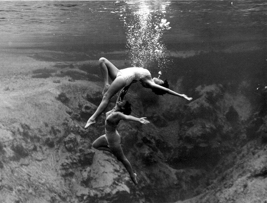 mermaid-training