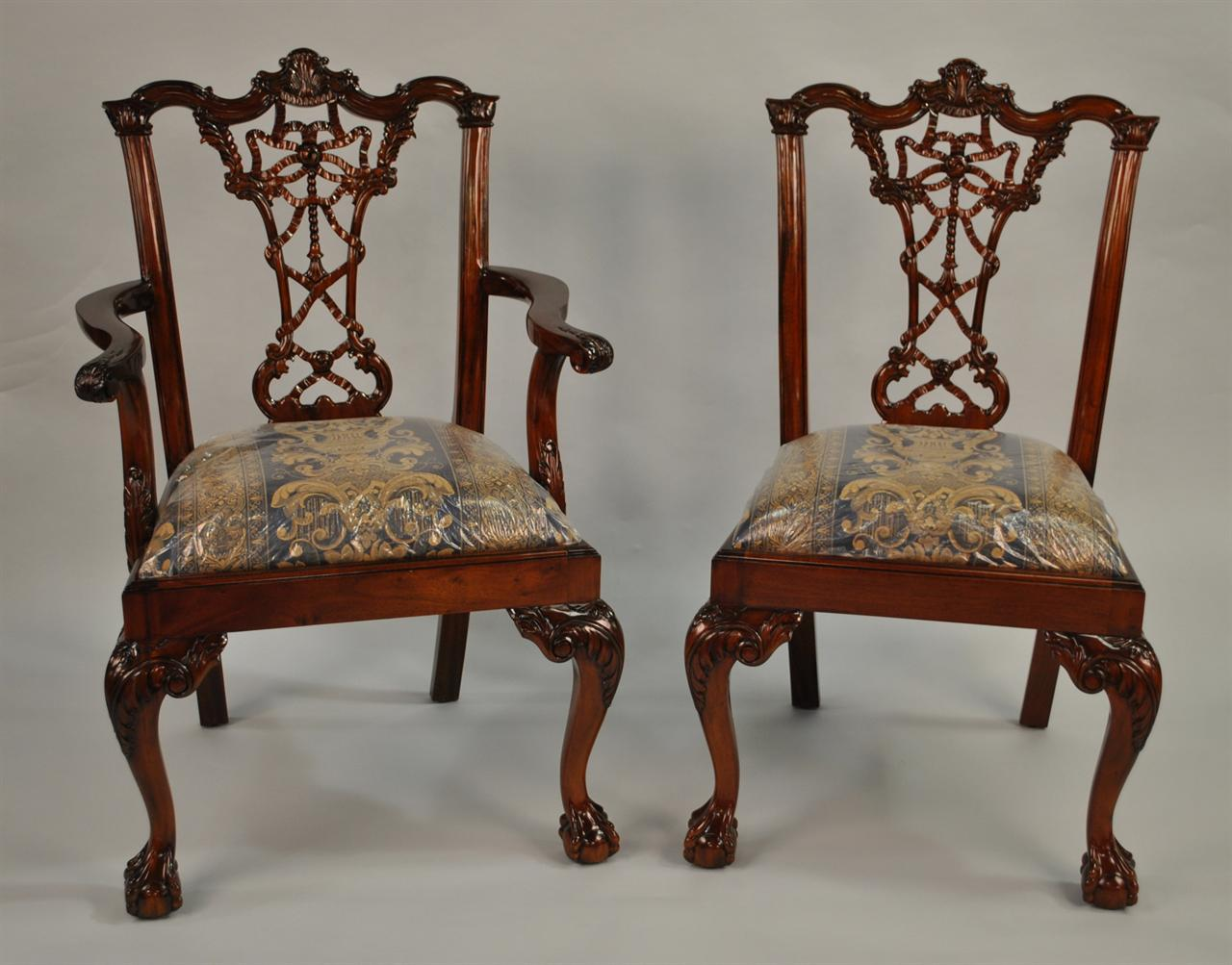 Chippendale Furniture Chippendale Chairs Side Chair Thomas Chippendale