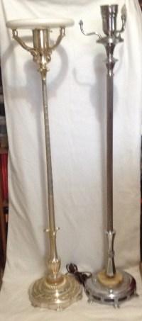 Colonial Premier TORCHIERE floor lamp For Sale | Antiques ...