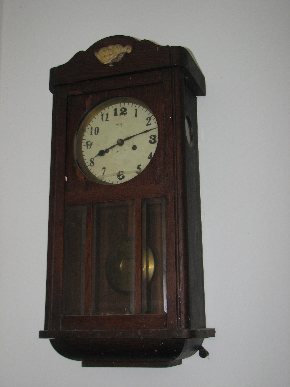 Doxa old wall clocks For Sale