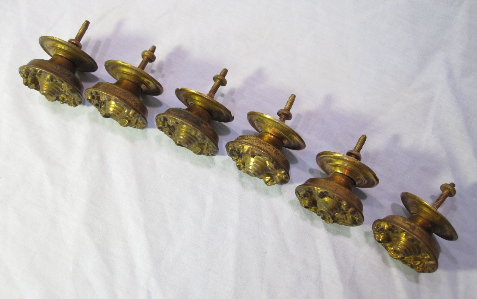 Fullsize Of Antique Brass Drawer Pulls