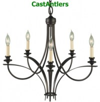 Rustic Chandeliers | Oil Rubbed Bronze Chandelier | Rustic ...