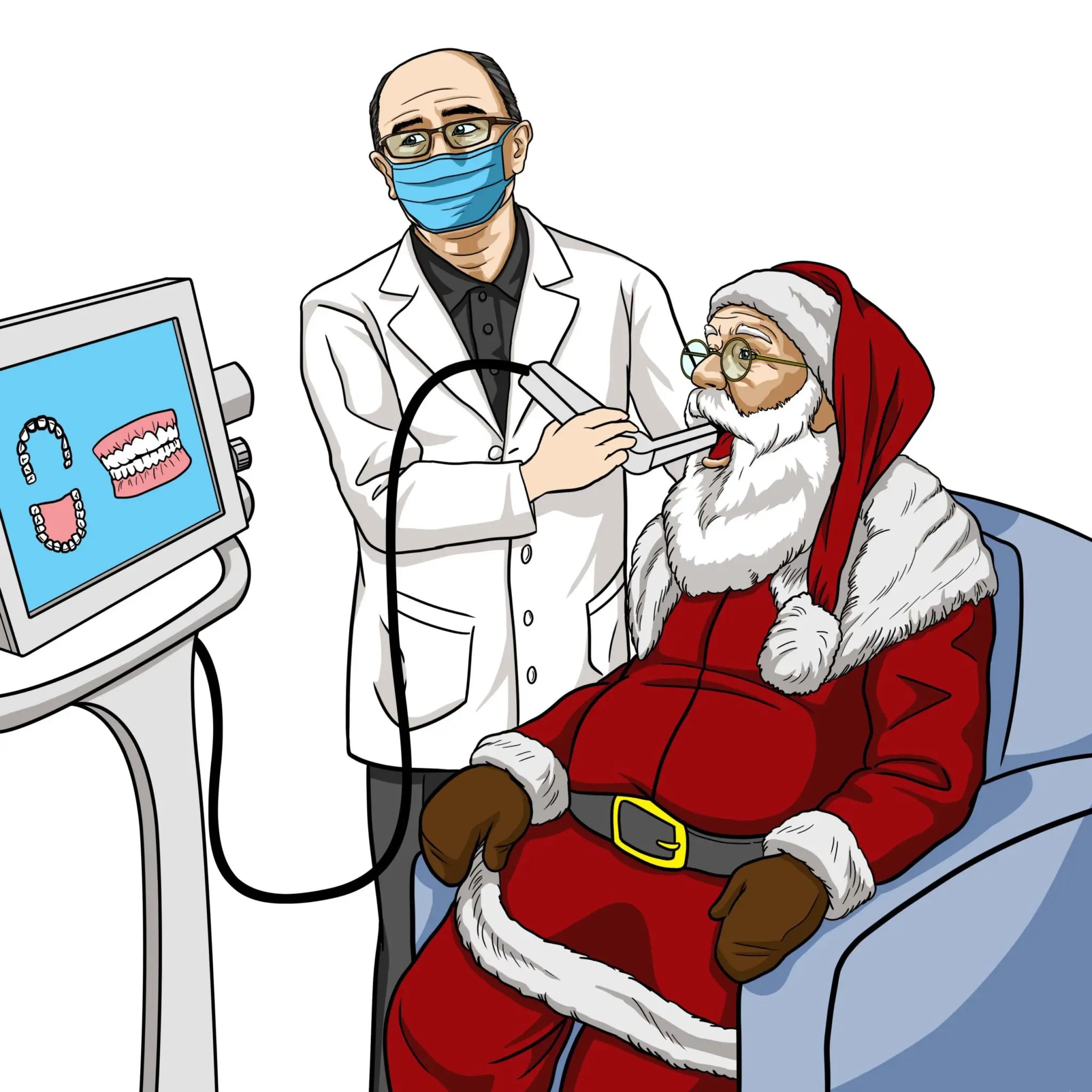 Don't Let a Toothache Steal Christmas