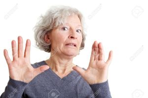 9115036-Offended-old-senior-woman-rejecting-offer-with-her-hands-Stock-Photo