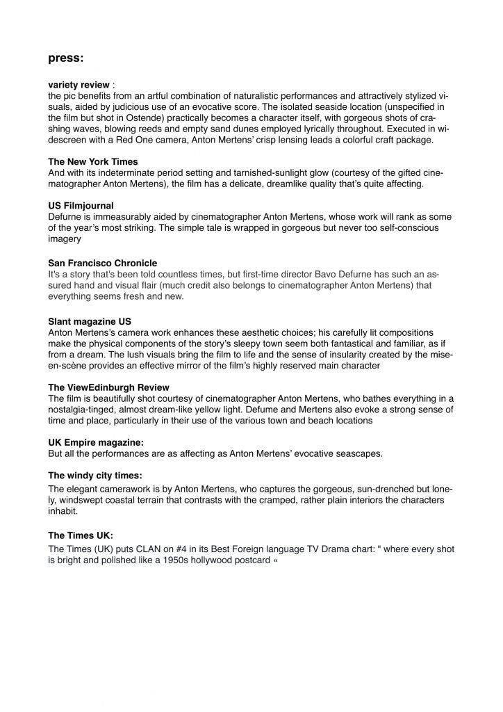 Cinematographer Sample Resume Director Of Photography Resume