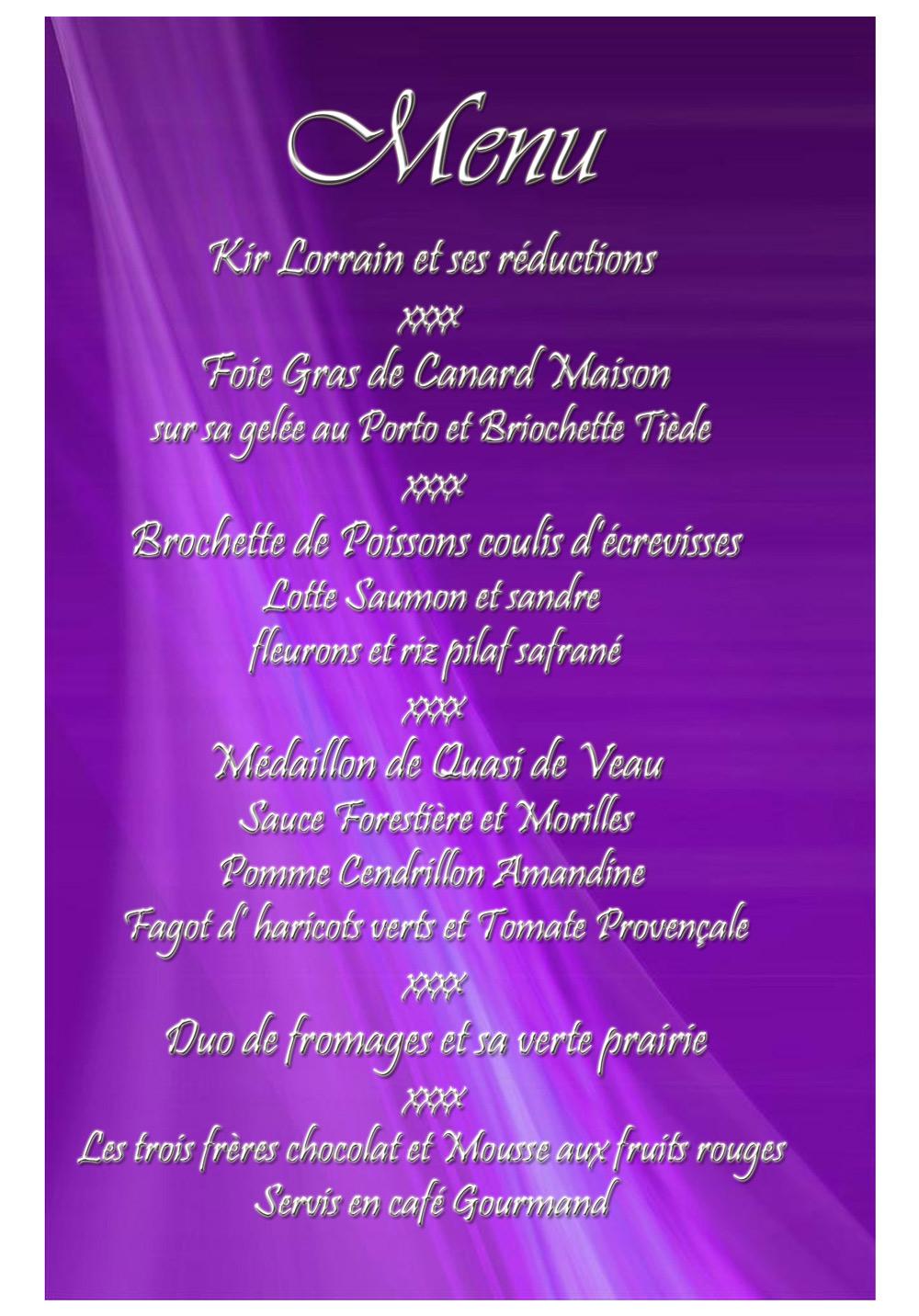 Rveillon Nouvel An Saint Sylvestre Orchestre Anton Roman