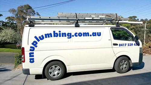 Sydney Plumbers - ANU Plumbing Sydney - Contact us.