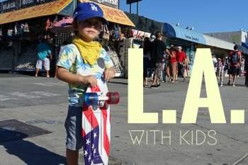 Los Angeles mit Kindern