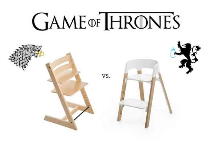 TrippTrapp vs. Steps – a Game of Thrones