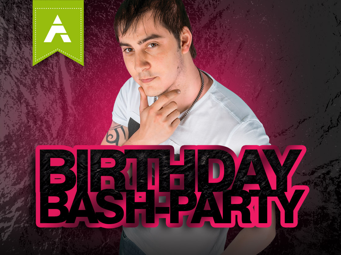 Birthday Bash-Party