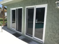 Impact Sliding Glass Doors Replacement Hurricane ...