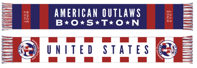 AO Boston Original Scarf