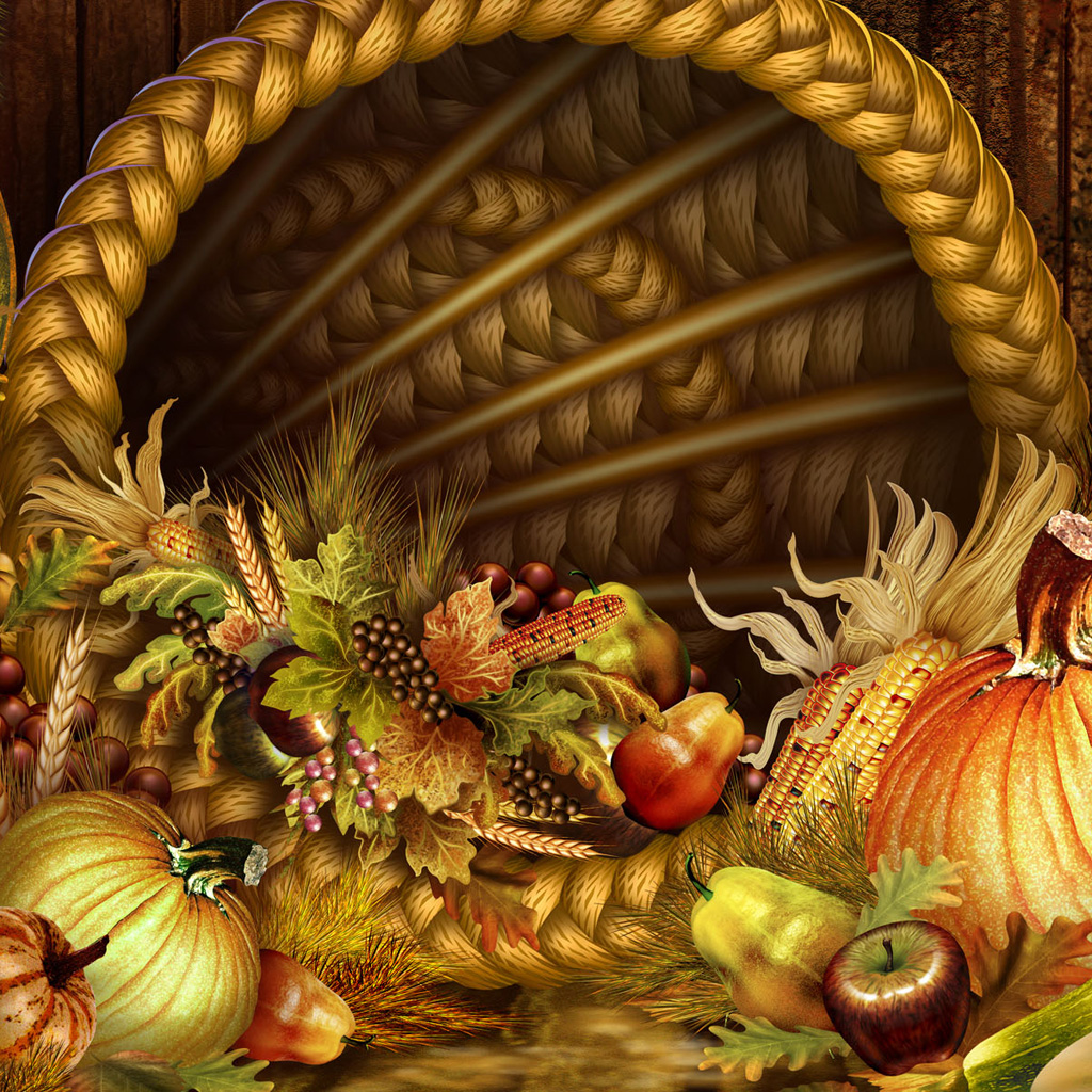 Free Fall Harvest Wallpaper Free Thanksgiving Wallpapers For Ipad Bumper Harvest