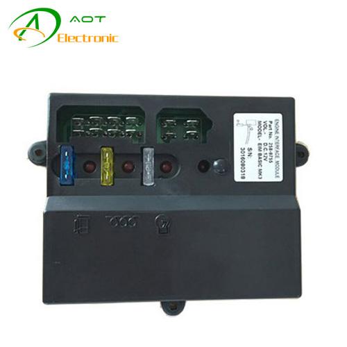 12V Diesel Generator Engine Interface Control Module EIM Plus 630