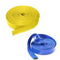Auto Silicone Hoses Layflat Pvc Water Delivery - Discharge ...