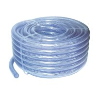 Reinforced Clear PVC Braided Hoses - Flexible Pipe Air ...