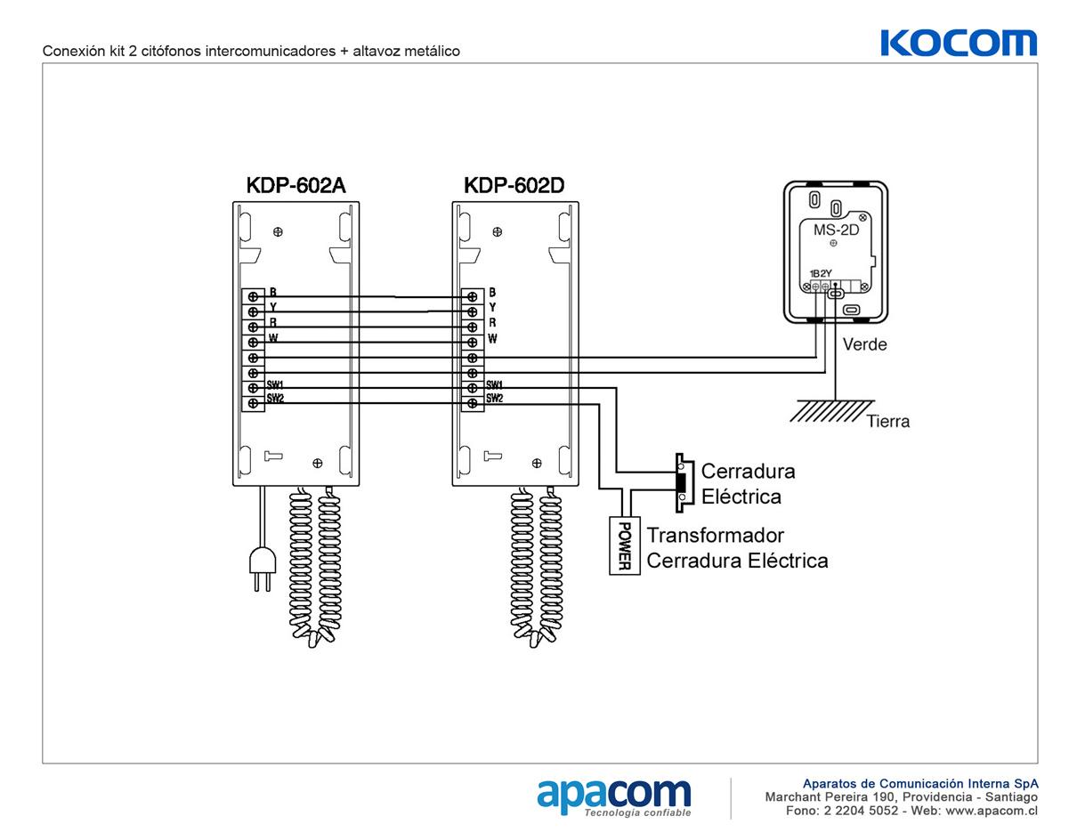 m audio diagrama de cableado