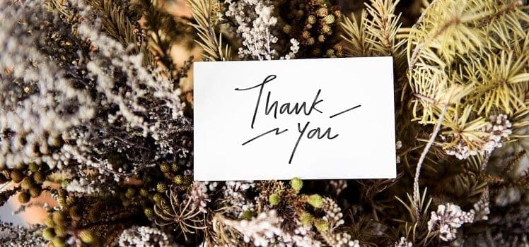 How to Write a Holiday Thank You Note ApartmentGuide