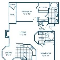 11011-pleasant-colony-floor-plan-1160-sqft