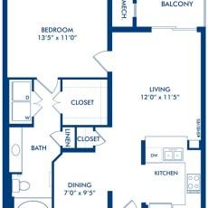 1200-post-oak-floor-plan-a-839-sqft