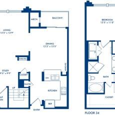 1200-post-oak-floor-plan-e-1303-sqft