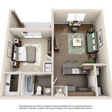 300-forest-center-dr-floor-plan-667-sqft