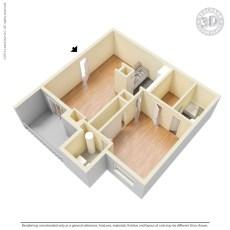 501-davis-league-floor-plan-682-2-sqft