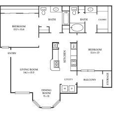 735-dulles-ave-floor-plan-1060-sqft