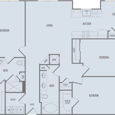 811-town-and-country-ln-floor-plan-e1a-3-bedroom-2-bath-1421-sqft