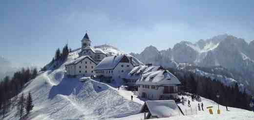 Monte santo di Lussari (UD)