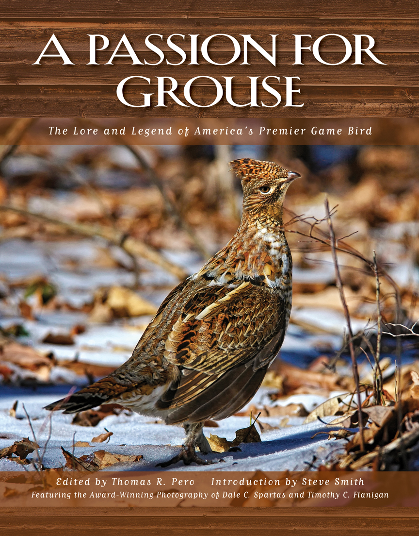 A Passion for Grouse Cover