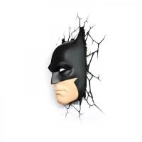 BATMAN MASK Lamp LED Wall Light DC Comics 3D LIGHT Philips ...