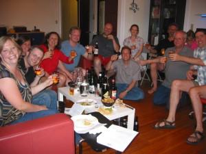 Beer Club Potluck
