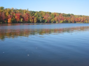 Fall Color on the Mississippi