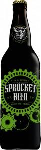 Stone Spröcket Bier Black Rye Kölsch