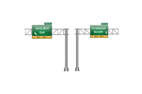 The Road to Retirement, Part III Planned Exits