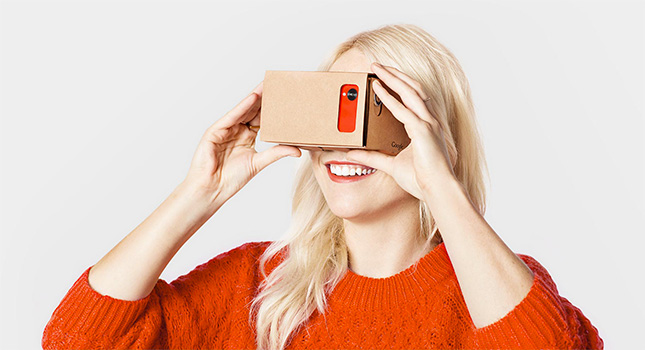 EXPERIENCE STREET VIEW THROUGH VR WITH GOOGLE CARDBOARD, internet