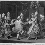 The Cotillion Dance (1771) by James Caldwell Colonial Williamsburg Foundation