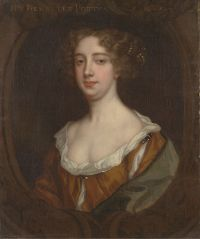 Aphra Behn (1670) By Sir Peter Lely (1618-1680) Wikimedia Commons