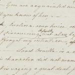 15 August [1783]. Maria Edgeworth to Fanny Robinson. ALS. 7 pp. HM 28589. Huntington Library, San Marino, CA. p. 2