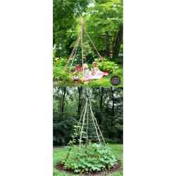 Small Crop Of Vertical Garden Trellis