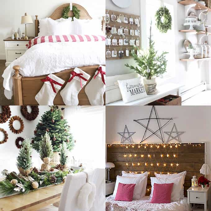 100+ Favorite Christmas Decorating Ideas For Every Room in Your - christmas decorating ideas