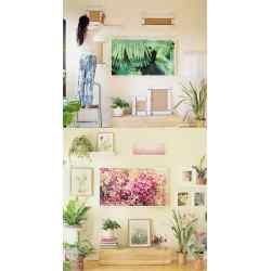 Small Crop Of Gallery Wall Layout