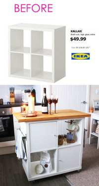 20+ Smart and Gorgeous Ikea Hacks ( & Great Tutorials ...